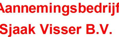 Sjaak VisserAannemingsbedrijf Sjaak Visser B.V.